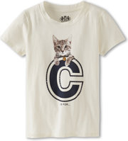 Juicy Couture  C For Cat' Tee