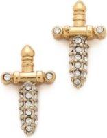 Juicy Couture Dagger Stud Earrings