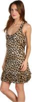 Just Cavalli Leopard Print Bubble Dress