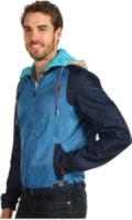 Just Cavalli Multi Color Nylon Jacket