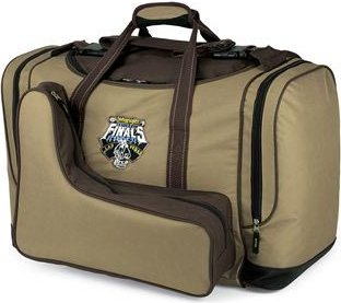 Justin And Wnfr Duffle Boot Bag Gift With Purchase