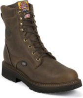 Justin Original Workboots Rugged 8  Lace-Up