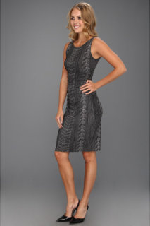 Kamalikulture Sleeveless Shirred Waist Dress