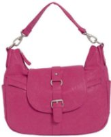 Kelly Moore B-Hobo-I Shoulder Style Small Camera Bag - Fuchsia
