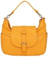 Kelly Moore B-Hobo-I Shoulder Style Small Camera Bag - Mustard - w/o Removable Basket