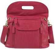 Kelly Moore Posey 2 Bag - Raspberry Red
