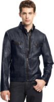 Kenneth Cole Reaction Moto Modern Waister Jacket