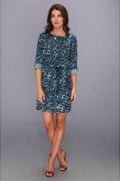 Kensie Dot Lace Dress