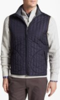KENT & CURWEN Mackaulay Quilted Vest Small