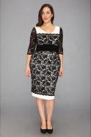 Kiyonna RSVP Lace Dress