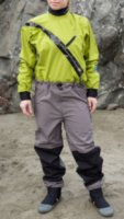 Kokatat Gore-Tex Front Entry Dry Suit with Drop Seat