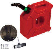 Kolpin Fuel Pack with Pack Mount