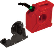 Kolpin KXP Fuel Pack with Bracket - ATV