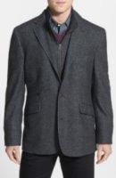 Kroon Ritchie Regular Fit Herringbone Sportcoat 46R