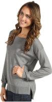 Lacoste L/S Silk Cotton Boatneck Sweater