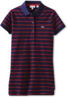 Lacoste S/S Fine Stripe Tunic Polo