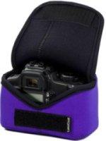 LensCoat BodyBag Compact with Grip Purple