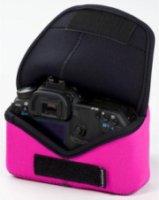 LensCoat BodyBag Neoprene Velcro Closure Pink
