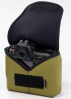 LensCoat BodyBag Pro Neoprene Velcro Closure Green