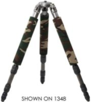 LensCoat LegCoat Tripod Leg Covers for the Gitzo 1325 & 3530LSV Tripod Legs - Forest Green Woodland Camo