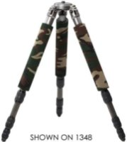 LensCoat LegCoat Tripod Leg Covers for the Gitzo 1410 Tripod Legs - Forest Green Woodland Camo
