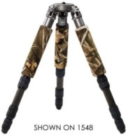 LensCoat LegCoat Tripod Leg Covers for the Gitzo 3540L & 3540LS Tripod Legs - Realtree Advantage Max4 (m4)