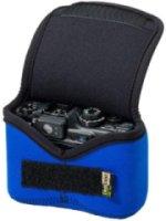 LensCoat Neoprene Body Bag Small Designed for a Point & Shoot Camera - Blue