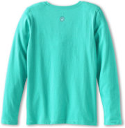 Life Is Good Crusher L/S Dolphin Circle