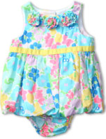 Lilly Pulitzer Britta Baby Bubble Dress