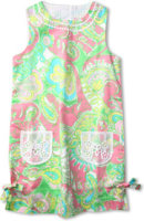 Lilly Pulitzer Little Lilly Classic Shift w/ Lace