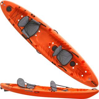 Liquid Logic Deuce Coupe 13 Tandem Kayak