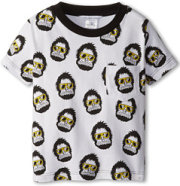 Little Marc Jacobs All Over Print Gorilla Print S/S Tee