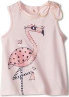 Little Marc Jacobs Flamingo Print Top