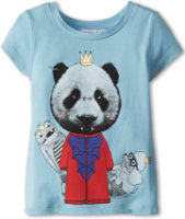 Little Marc Jacobs Jersey Character Print Tee