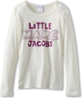 Little Marc Jacobs L/S Printed Tee
