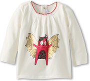 Little Marc Jacobs L/S Tee With Character Print