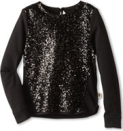 Little Marc Jacobs L/S Top With Sequin Front