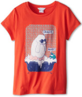 Little Marc Jacobs Poodle And Frog Bath Tub S/S Tee