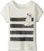 Little Marc Jacobs Poodle Printed Jersey Tee