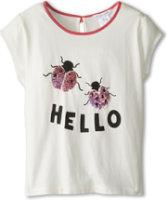 Little Marc Jacobs Sequin Ladybug S/S Tee