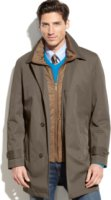 London Fog Bailey All Weather Trench Coat