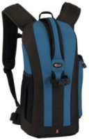 Lowepro Flipside 200 Digital SLR Backpack Water Resistant with Removable Accessory Pouch Blue