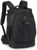 Lowepro Flipside 400 AW Backpack with All Weather Cover & Hypalon SlipLock Loops Black