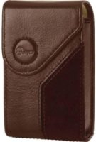 Lowepro Napoli 10 Ultra-compact Digital Camera Pouch Full-grain Nappa Leather Chocolate