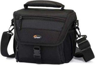 Lowepro Nova 160AW Beltpack Camera Case All Weather Cover Black