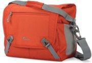 Lowepro Nova Sport 17L AW Shoulder Bag for DSLR with Attached Lens Pepper Red