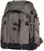 Lowepro Pro Trekker 600 AW Hydration-Ready Expedition Camera Backpack - Mica/Black