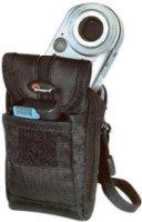 Lowepro Rezo 30 Camera Pouch for Digital or 35mm Point-n-Shoot Cameras Black