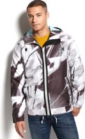 LRG Big & Tall Zip Front Hooded Infantree Parka