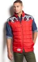 LRG Big & Tall Puffer Vest